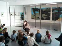 Rencontre avec l'Art : notre première visite