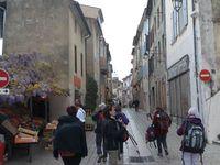 DIMANCHE 24 AVRIL 2016 - NYONS (Drôme)