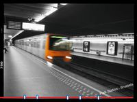 SUBWAY - METRO  MAELBEEK  AND  OTHERS