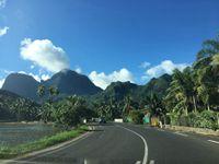 Au milieu du Pacifique il y a la Polynésie !