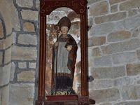 Chapelle de Bretagne : Saint-Sébastien à Tréméoc