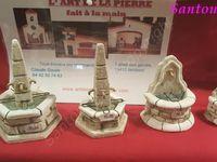 La foire aux santons 2017 de Pernes les Fontaines