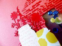 Atelier rentrée 2017 - Mini album Watercolors