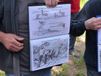 RANDO du MARBRE à CAUNES 16 Mai 2016