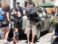 Album photos du trail des Châtaigniers 2015