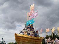 Notre journée à Disneyland Paris !