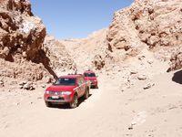 Le désert de l'Atacama, wahouuu