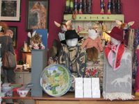 Kilkenny et ses boutiques kitch chic ! (beaucoup d'humour !)