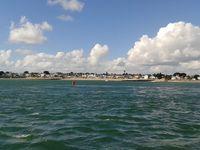 La rade de Lorient.. photos du téléphone !