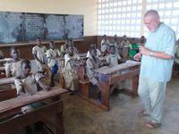 Justice et paix, écoles dans le pays Konkomba
