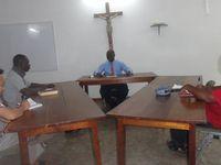 Rencontre des nouveaux missionnaires et stagaires