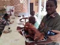 SVD de Lomé en fête...