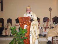 Jubilé d'or sacerdotal du P. Dieter Skweres, SVD