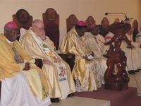 Homélie du P. Marian Schwark lors du jubilé d'or sacerdotal du P. Dieter Skweres