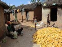 Salutations de Sadori au nord du Togo...