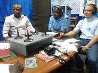 SVD à la Radio Maria Lomé