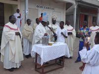 Journée de la Vie Consacrée à Lomé
