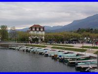 Championnat de France 10 km du Lac à Aix les Bains 2015.