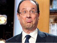 Scoops Rio: Hollande le stoïque