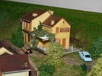 01 - Mes dioramas et mon ancien réseau HO