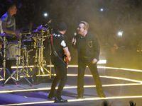 U2 AccorHotels Arena Paris(4) 07/12/2015