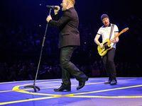 U2- Forum-Los Angeles-26/05/2015