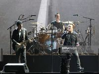U2 -AT&amp&#x3B;T Stadium -Dallas -Etats-Unis -26-05-2017
