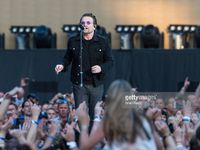 U2 -Twickenham Stadium-Londres 08-07-2017