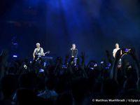 U2 -Stade olympique -Barcelone Espagne 18/07/2017