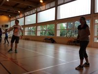 24 heures Badminton