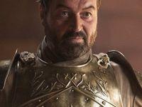 De haut en bas et de gauche à droite : Walder Frey - Tywin Lannister - Ser Meryn Trant - Ramsay Snow - Lady Melisandre - Littlefinger - La Montagne - Joffrey Baratheon - Cersei Lannister