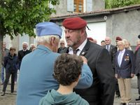 8 mai - Cérémonie à Biviers