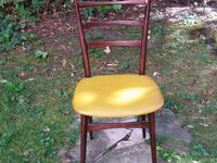 Customiser une ancienne chaise