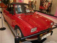Dans l'ordre : Citroën Ami Super Cabriolet, Construction artisanale française