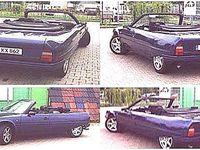 Dans l'ordre : Citroën CX Orphée Cabriolet par Deslandes (5 exemplaires), Citroën CX Cabriolet par un garage de Sarre-Union, Citroën CX Cinéma, Cabriolet artisanal anglais, Cabriolet artisanal allemand