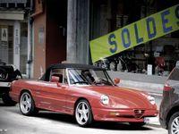 Les Alfa-Roméo Spider Série 105 de 1966 à 1993