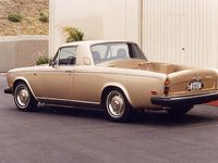 Rolls-Royce Silver Cloud, Rolls-Royce Silver Shadow