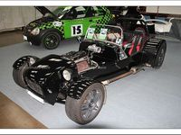 Dans l'ordre : Avon, Britton Hazelgrove, BWE Hornet, CCT 7, Challemoe, Deanfield T-1, Evolution 1 Roadster, Fenspeed Sprint, Harbron
