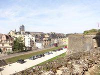 Sedan, le château et la ville, Cl. Elisabeth Poulain