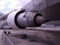 Boeing 747-100 au Bourget (cliquez sur les photos pour les agrandir)