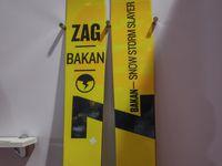 Ze Tracker. Une idée bienvenue, utilisable sur n'importe quel ski avant qu'un jour cette puce ne soit moulée avec l'ensemble