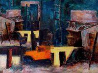 Voyages entre la peinture et la composition numérique... (II)