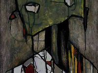 Figures, masques (Sylvie Sciancalepore)