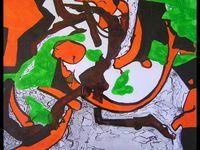Danielle Reissner, peintures 2014