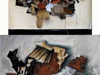 Sylvie Sciancalepore - Peintures 2009 (Cliquez pour agrandir et faire défiler)