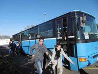 Sensibilisation des élèves de 6ème à la sécurité dans les transports scolaires
