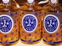 La liqueur de Paris, la Corbeille d'Argent et la liqueur de Saint-Louis