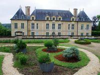 """Le château d'Auvers-sur-Oise et le """"Voyage au temps des Impressionnistes"""""""