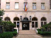 Le collège d'Espagne Colegio de España,