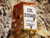 Une randonnée près du Col d'Izoard, Hautes-Alpes